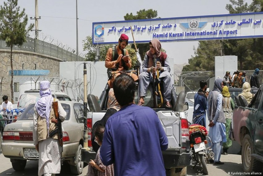 Afghanistan: Evacuations Continue As Taliban Claim Moderate Stance