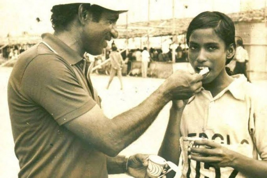 OM Nambiar, Athletics Coach And Mentor Of India's Sprint Queen PT Usha, Dies At 89