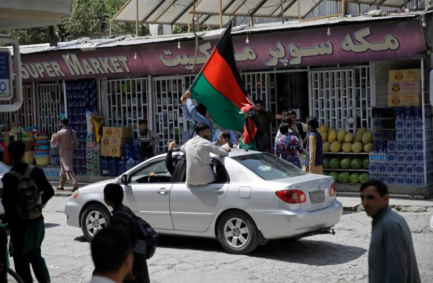 Pockets Of Resistance Against Taliban Flare On Afghan Independence Day