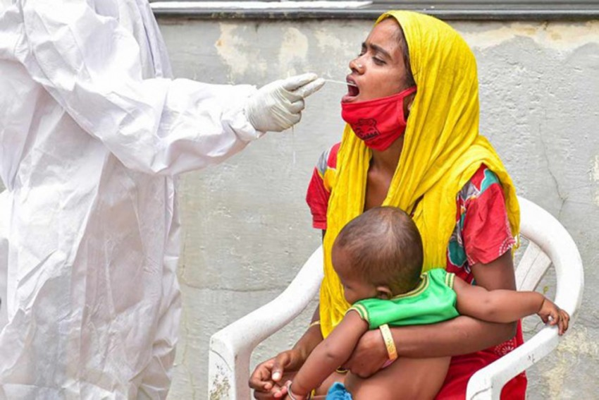 With 40K New Infections, India's Cumulative Covid Caseload Rises To 3.16 Crore