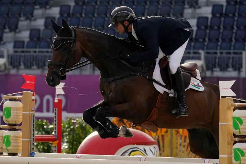 Tokyo Olympics: Equestrian Fouaad Mirza Finishes 23rd In Individual Eventing