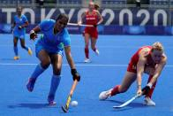 Tokyo Olympics: Gurjit Kaur's Village Celebrates As Indian Women Hockey Team Storms Into Semis