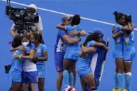 Tokyo 2020: Indian Women's Hockey Team Upsets Australia, Make Historic Semis In Olympics