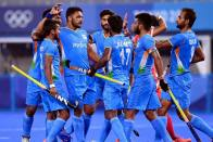 Indians At Tokyo Olympics On August 3: Men's Hockey Team Face Germany For Bronze Medal - Highlights