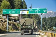 Indian And Chinese Armies Establish Hotline For Sikkim Sector To 'Further Cordial Relations'