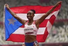 Tokyo Olympics: Jasmine Camacho-Quinn Wins Women's 100m Hurdles