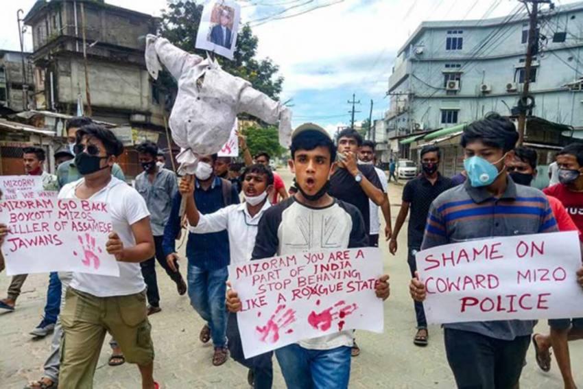 Border Dispute: Assam Withdraws FIR Against Mizoram MP As 'Goodwill Gesture'