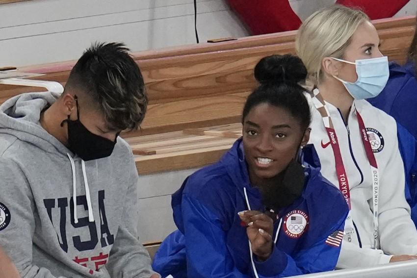 Tokyo Olympics: American Gymnast Simone Biles To Return For Balance Beam Finals