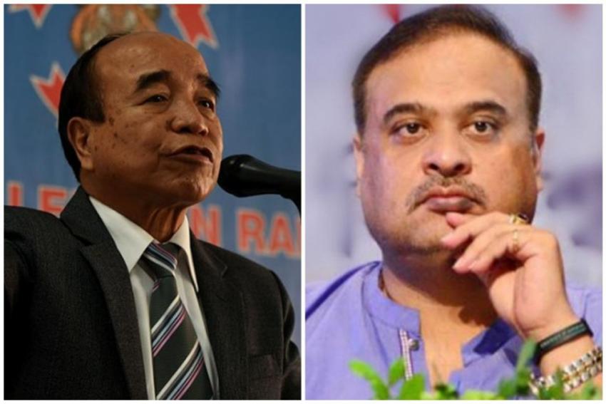 Mizoram Withdraws FIR Against Assam CM Himanta Biswa Sarma