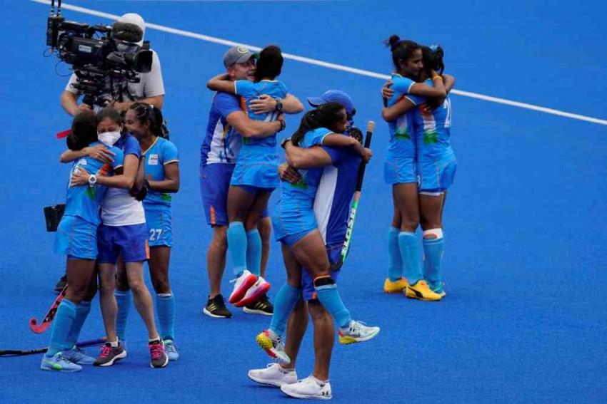 India At Tokyo Olympics: Women's Hockey Team Enter Semis; Kamalpreet Finishes Sixth - Highlights