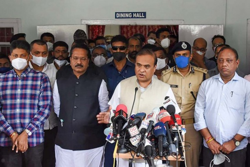 Willing To Get Arrested If It Helps Solve Border Crisis: Assam CM Himanta Biswa Sarma