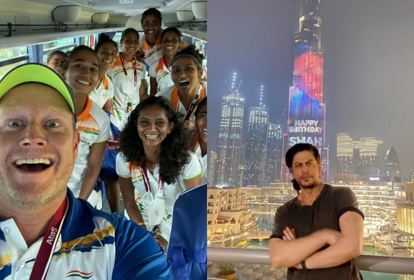 Thank You For All The Love, From The Real 'Hockey' Coach: Sjoerd Marijne's Reply Stumps Shah Rukh Khan