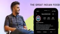 The Great Indian Foodie Founder Sukrit Jain Promotes The Incredible Taste Of India