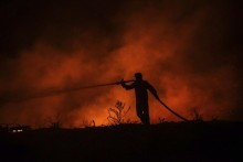 Wildfires Continue To Ravage Turkey's Holiday Beach Destinations