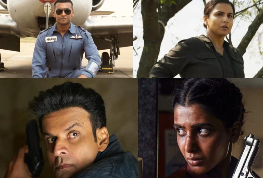 Vidya Balan, Suriya, Manoj Bajpayee And Samantha Akkineni Win Top Acting Honours At IFFM