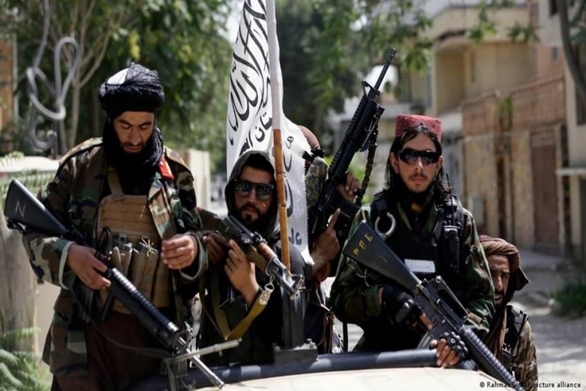Taliban Hunting Down Afghans On Blacklist: Report