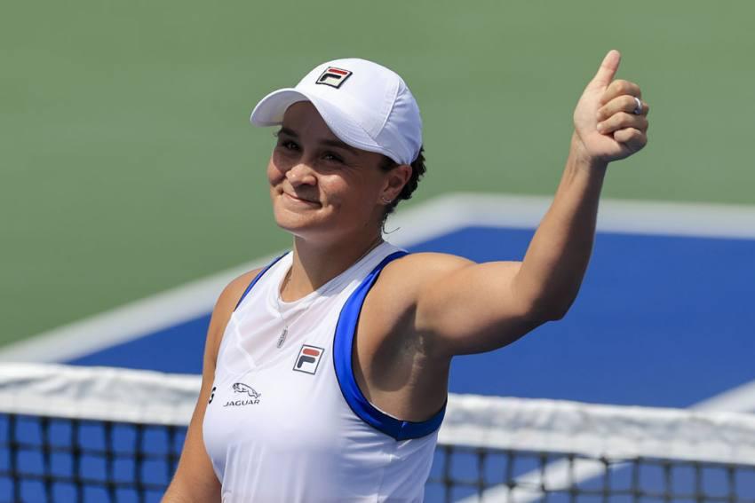 Cincinnati Open: Ash Barty Beats Barbora Krejcikova To Enter Semis