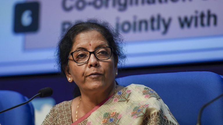 Finance Minister Launches Third Phase Of 'Mission Shakti' In Uttar Pradesh