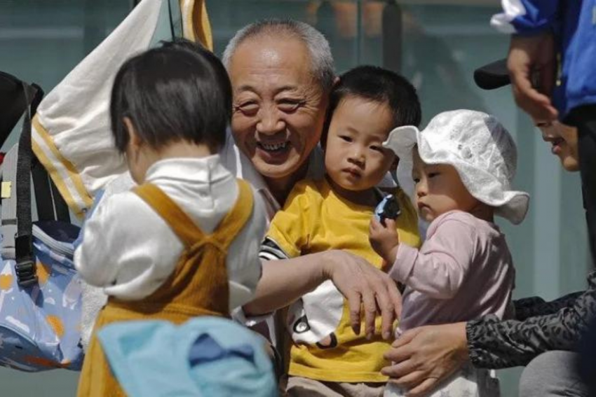 China Allows Couples To Have Third Child To Stave Off Demographic Crisis