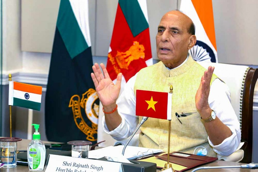Rajnath Singh To Felicitate Armymen Who Participated In Tokyo Olympics