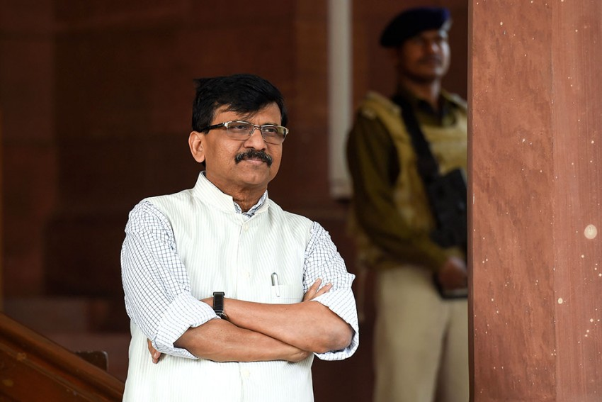 Present Afghanistan Situation Akin To India's Partition: Sanjay Raut