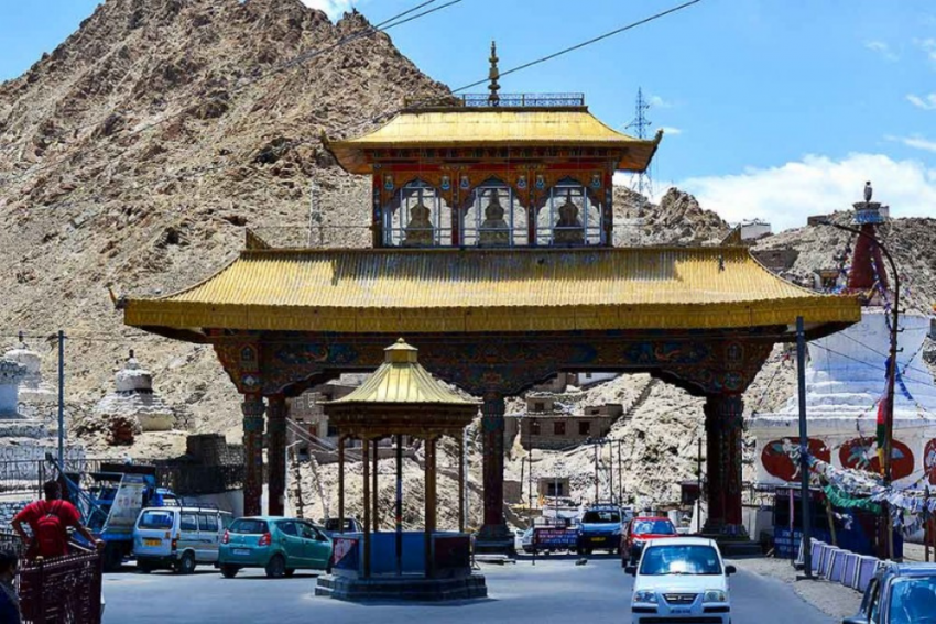 Roving Cinema In Ladakh Now