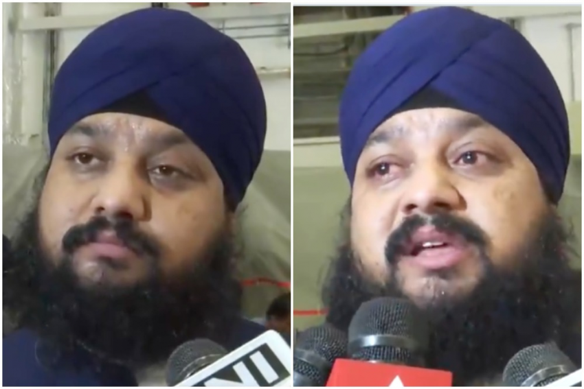 Watch: 'Everything Is Finished', Says Sikh Afghan Lawmaker As He Breaks Down On Reaching India