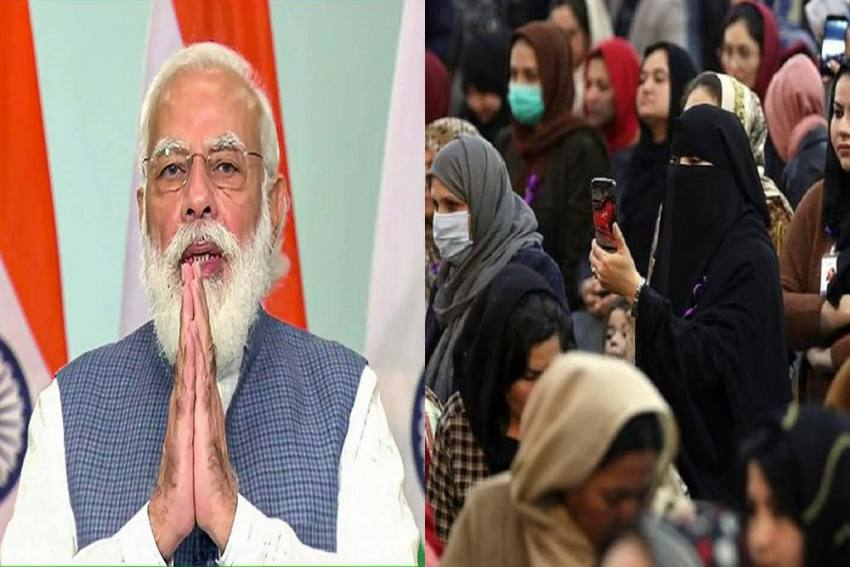 'Dear Brother, Please Save Your Sisters': Afghan Woman Sends Rakhi To PM Narendra Modi