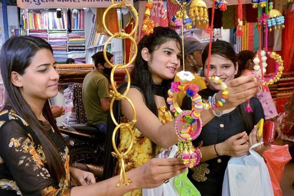 On This Raksha Bandhan, Indian Rakhis Dominate Chinese Products
