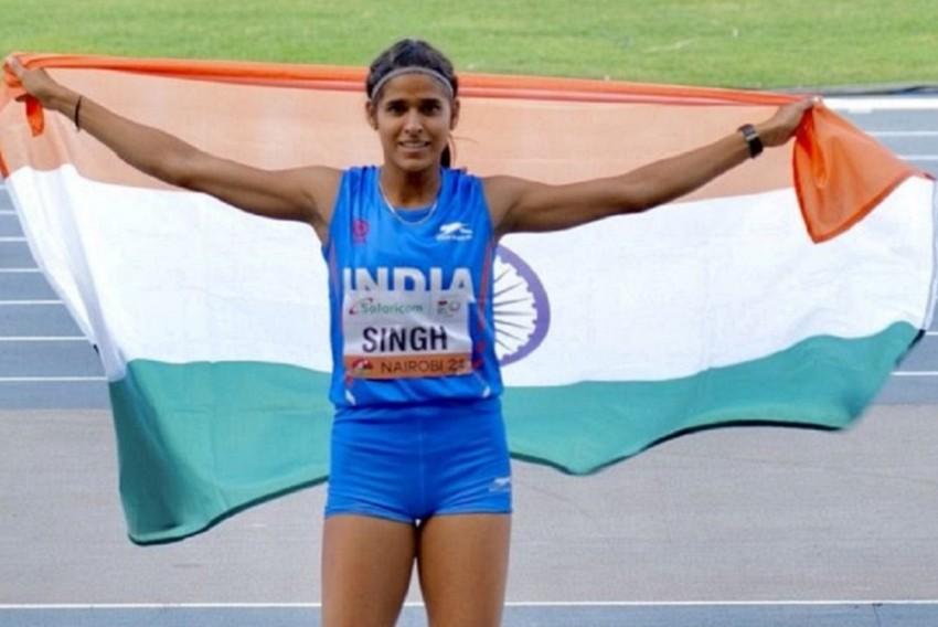 Shaili Singh: From Training Barefoot To Silver In U-20 World Athletics Championship