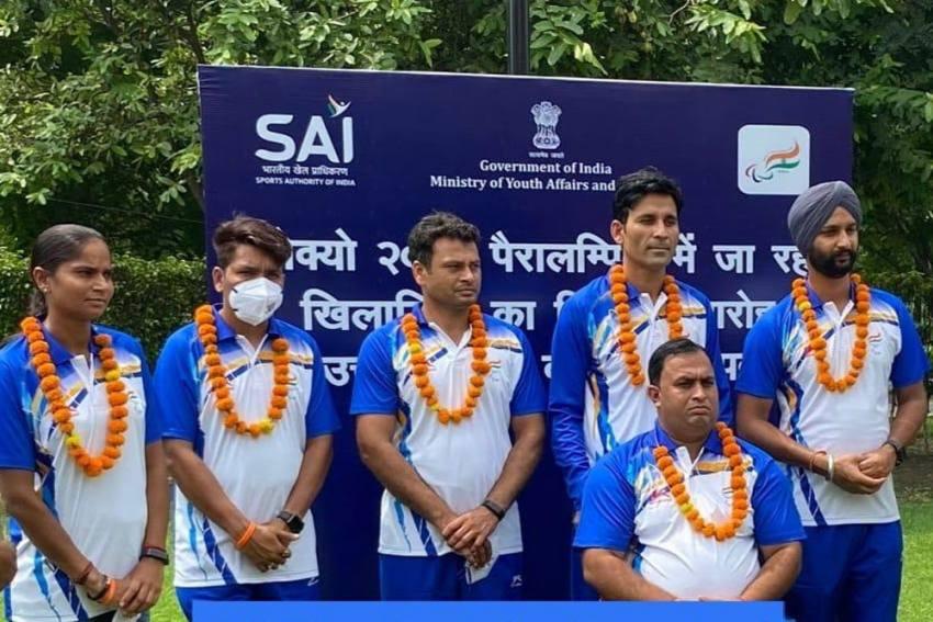 Tokyo Paralympics: Sachin Tendulkar Hails Para-athletes As 'Real Life Heroes'