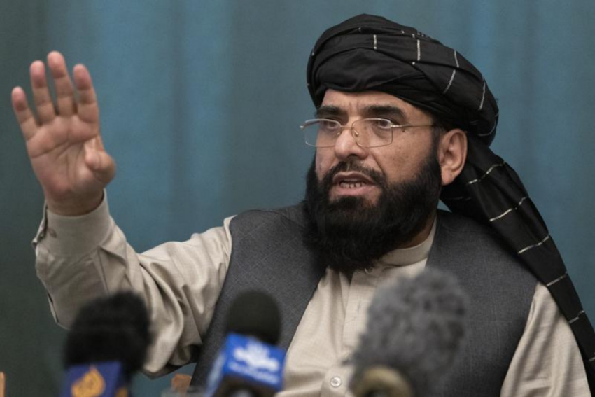 Taliban Warn Against August 31 Deadline Extension For The US Withdrawal, Say It Would Be 'Extended Occupation'