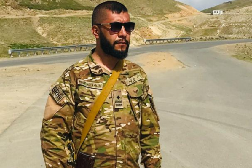With No Bullets, Food Or Money, I Had To Flee From War Front: Afghan Commander