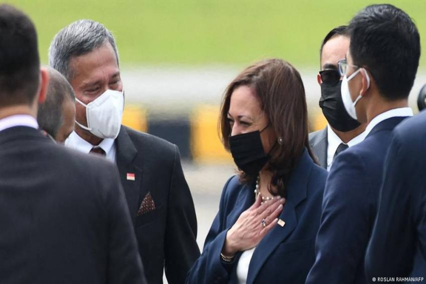 Why Kamala Harris' Asia Visit Amid Afghan Crisis Is Important