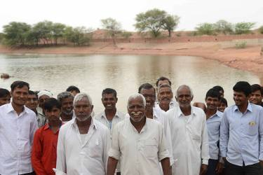 Cementing A Platform For Farmers' Growth
