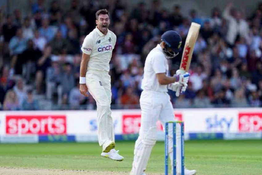 ENG Vs IND, 3rd Test, Day 1: James Anderson, Craig Overton Bundle India Out For 78, Their Third Lowest Total