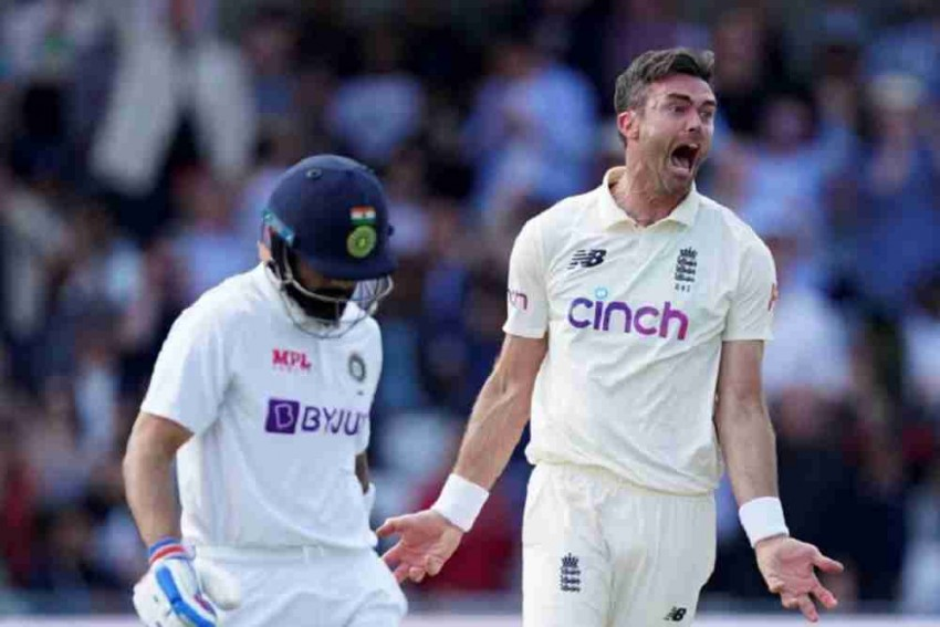 ENG Vs IND, 3rd Test, Day 1: James Anderson Helps England Skittle Out India For 78, Hosts Take Lead