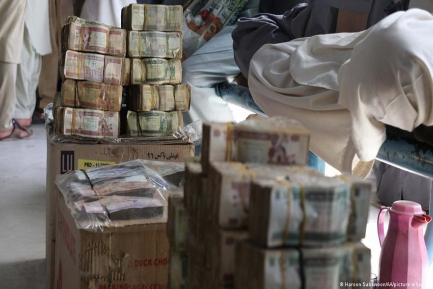Afghanistan Crisis: People Struggle With Empty ATMs, Soaring Prices