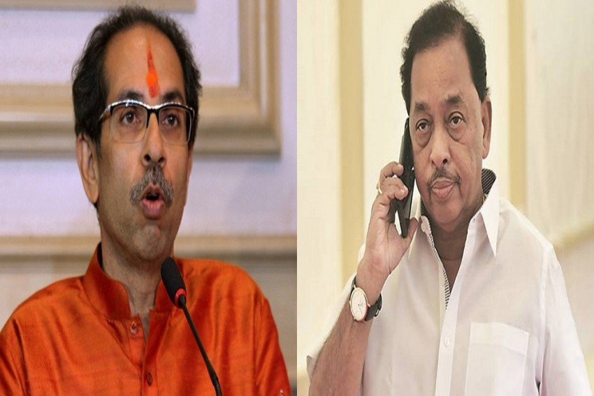 Ahead Of Local Polls, Rane's 'Tight Slap' Remark And Arrest Add Fuel To Maha Fire