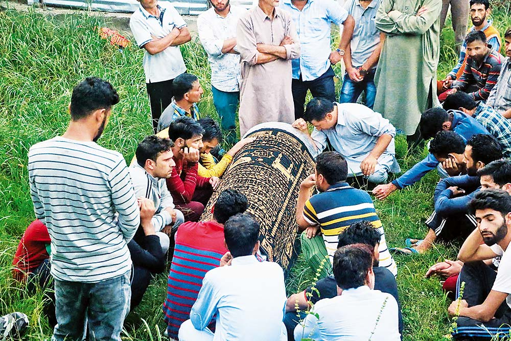 Political Killings in Kashmir Are Politics By Bloodier Means