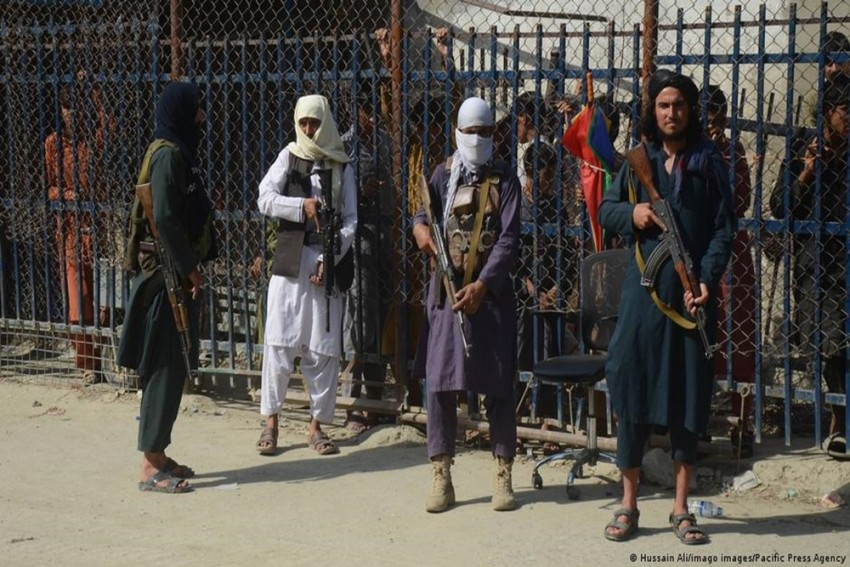 How The Taliban's Afghanistan Takeover Could Hurt US-Pakistan Ties