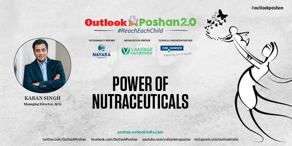 Nutraceuticals : The  peacetime ad-Vantage for  healthier tomorrow