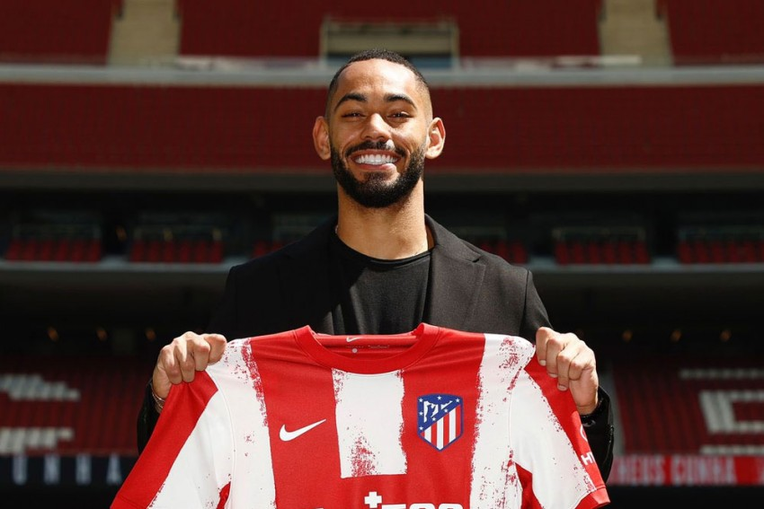 Atletico Madrid Sign Brazil Forward Matheus Cunha From Hertha Berlin