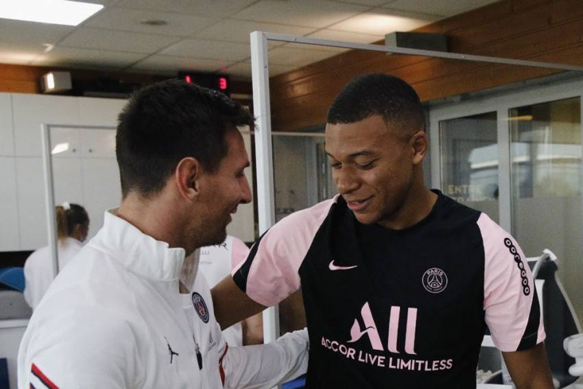 Kylian Mbappe Transfer Saga Casts Shadow Over Lionel Messi's PSG Impending Debut