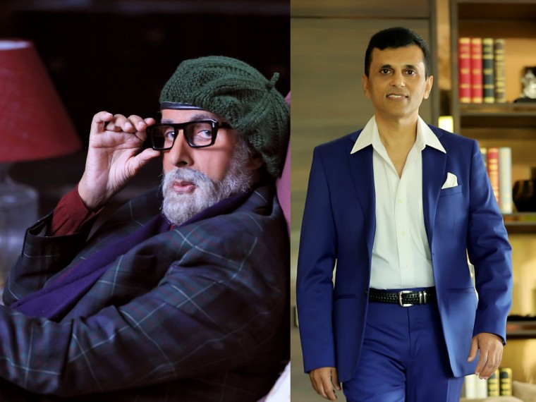 Amitabh Bachchan Did 'Chehre' For Free: Anand Pandit