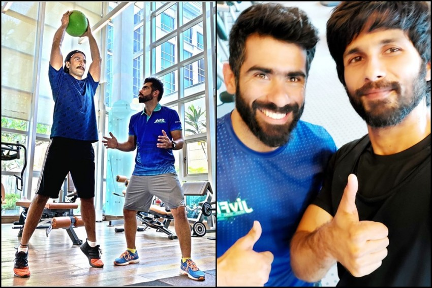Ranveer Singh And Shahid Kapoor's Personal Trainer Spills Beans On Training The Actors For '83 And 'Jersey'