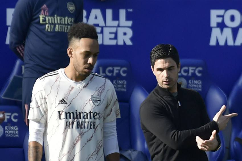 Arsenal In Exit Talks With Willian, But Will Not Sell Pierre-Emerick Aubameyang: Mikel Arteta
