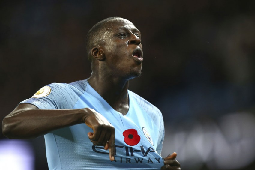 Manchester City Defender Benjamin Mendy Charged With Four Counts Of Rape