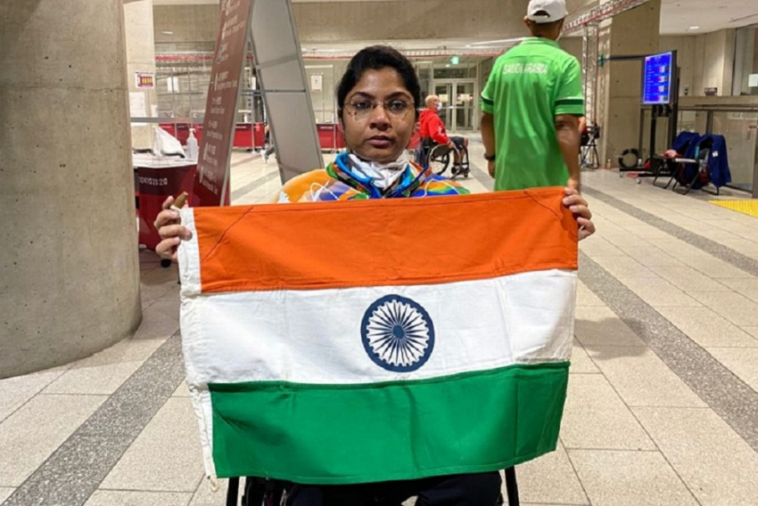 Bhavina Patel Assures India Historic Table Tennis Medal In Tokyo 2020 Paralympics