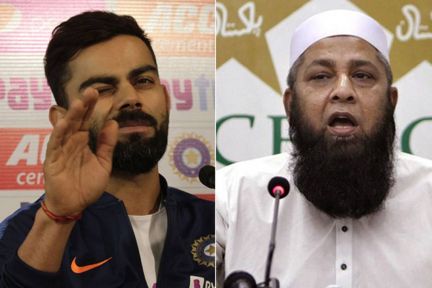 ENG Vs IND, 3rd Test: Virat Kohli's Decision To Bat First Baffles Inzamam-ul-Haq, Questions India's Approach